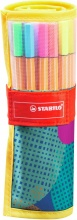 Stabilo 8825-07 Point 88 Individual Just like you 25 penne colorate