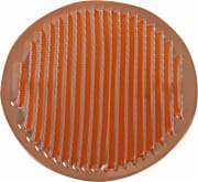 Stamplast Griglia Aerazione tonda Rame con Zanche Retina Anti insetti ø 140 mm
