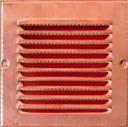 Stamplast GR14X14-01 Griglia Aerazione in Rame Retina Anti insetti 140x140 mm