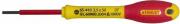Stanley 0-65-410 Cacciavite a Taglio Isolato Giravite Italiano 2,5 mm -  FatMax