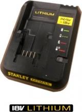 Stanley FMC692L Caricabatteria utensili 18V 4Ah