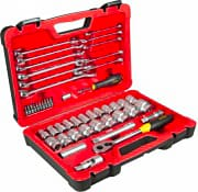 "Stanley FMT0-73926 Set 50 pezzi chiavi a bussola 12"" inserti valigetta -  FatMax"