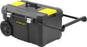 Stanley STST1-80150 Vasca Porta Attrezzi Essential Con Ruote cm 67X35X40 H