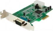 StarTech PEX1S553LP SchePCI Express seriale nativa basso profilo 1 porta RS-232