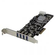 StarTech PEXUSB3S44V Adattatore Scheda USB 3.0 4 Porte PCI Express SATALP4