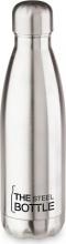 Steel Bottle SBOTARGENT Borraccia termica Bottiglia da 500 ml Silver
