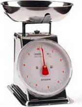 Stube Bilancia da cucina meccanica display analogico 10 Kg 48010