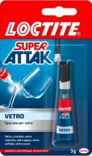 Super attack 2047412 Super Attack Vetro Gel Tubo 3 g