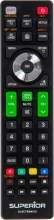 Superior SUP045 Telecomando Universale TV Panasonic  colore Nero