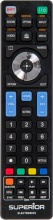 Superior SUP046 Telecomando Universale TV Sony colore Nero