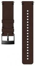 Suunto SS050232000 Cinturino per Smartwatch 24 mm Misura M in Pelle Urban