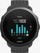 Suunto SS050414000 Smartwatch Orologio Fitness 3 Slate Grey