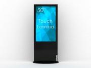 "Swedx SWLT-50K8-A2 Totem Multimediale Monitor 50"" LED 4K Ultra HD Touch screen"