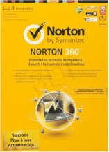 Symantec 21299067 Software Antivirus Norton 360 2014 ITA 1 Lic 3 User Win Mac