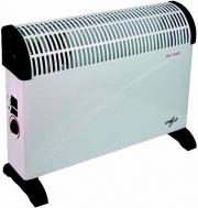 Syntesy DL01S Termoconvettore Elettrico a Parete Ventilazione Termostato 2000 W