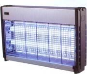 Syntesy GC-12D Lampada Cattura Insetti Slim W.12 04900