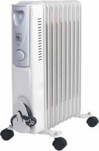 Syntesy NY-20G1 Termosifone Elettrico Radiatore Portatile 8 Elementi 2000 W