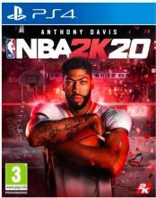 TAKE TWO NBA 2K20 PS4 Sport 3+ T2 Interactive