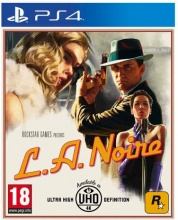 TAKE TWO SWP40598 Videogioco per PS4 L.A. Noire Avventura 18+