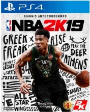 TAKE TWO SWP40721 Videogioco per PS4 NBA 2K19 Sport 3+