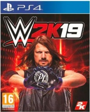 TAKE TWO SWP40745 Videogioco per PS4 WWE 2K19 Sport 16+