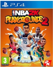 TAKE TWO SWP40812 Videogioco PS4 NBA 2K Playgrounds 2 Sport 3+