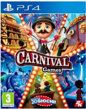 TAKE TWO SWP40813 Videogioco PS4 Carnival Games Party Games 3+