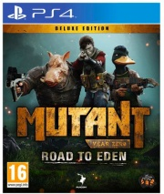 TAKE TWO SWP40899 PS4 Mutant Year Zero: Road to Eden Strategia T2 Interactive