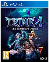 TAKE TWO SWP40912 PS4 Trine 4 The Nightmare Prince Platform 12+ T2 Interactive