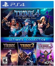 TAKE TWO SWP40913 PS4 Trine 4 Ultimate Collection Avventura 12+ T2 Interactive