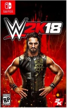 TAKE TWO SWSW0020 Videogioco per Switch WWE 2K18 Sport 16+