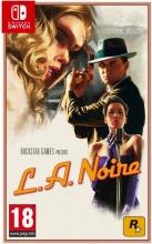TAKE TWO SWSW0033 Videogioco per Switch L.A. Noire Avventura 18+