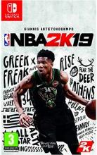 TAKE TWO SWSW0076 Videogioco per Switch NBA 2K19 Sport 3+