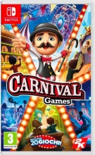 TAKE TWO SWSW0081 Videogioco per Switch Carnival Games Party 3+