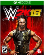 TAKE TWO SWX10415 Videogioco per Xbox One Wwe 2K18 Sport 16+