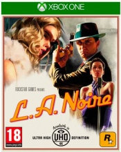 TAKE TWO SWX10437 Videogioco Xbox One L.A. Noire Avventura 18+