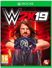 TAKE TWO SWX10503 Videogioco per Xbox One WWE 2K19 Sport 16+