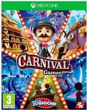 TAKE TWO SWX10537 Videogioco Xbox One Carnival Games Party Games