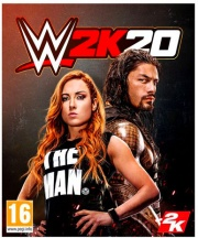 TAKE TWO WWE 2K20 PS4 Sport 16+ T2 Interactive SWP40932