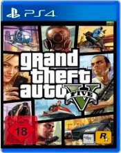 TAKE TWO SWP40078 GTA V, PlayStation 4 PS4 ITA