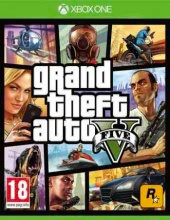 TAKE TWO SWX10075 GTA V, Xbox One ITA