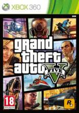 TAKE TWO Grand Theft Auto V, Xbox 360 - SWX30687