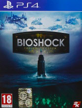 TAKE TWO BioShock: The Collection, PlayStation 4 PS4 Lingua Italiano - SWP40382