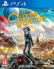 TAKE TWO SWP40892 The Outer Worlds PS4 sci-fi RPG 18+ T2 Interactive