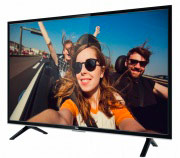 TCL TV LED 40 Pollici Smart TV Full HD DVB T2 Internet Wifi HDMI USB 40DS500 ITA
