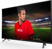 TCL 43DP600 SMART TV 4K 43 Pollici Televisore LED DVB T2 Internet TV Wifi  ITA