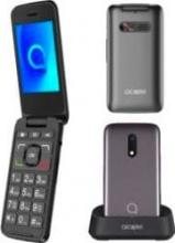 """Alcatel 3026 Telefono cellulare Flip 2.8"""" Radio FM Grigio OTx"""