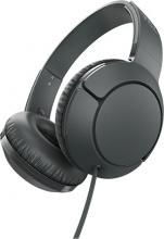 TCL MTRO200BK Cuffie con Filo e Microfono Pieghevoli colore Nero