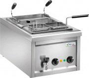 TEKNOLINE CPS400 Cuocipasta professionale 25 Litri 3200 Watt in Acciaio Inox
