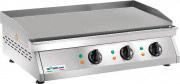 TEKNOLINE FRT3L Piastra elettrica professionale Bisteccheria 9000W  Fry Top